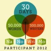 NaNoWriMo 2012 Official Participant