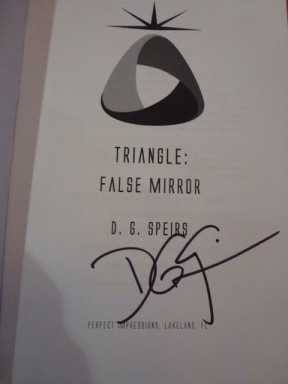 The real deal (signed book)