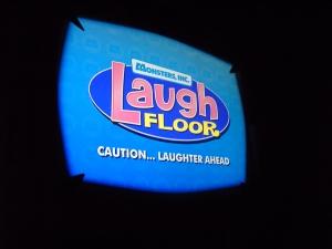 Monsters Inc. Laugh Floor, Tomorrowland, Magic Kingdom