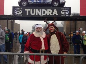 Run, run Rudolph!
